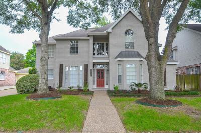 Houston Single Family Home For Sale: 12123 Meadow Lake Drive