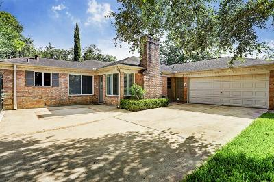 Houston Single Family Home For Sale: 2310 Briarbrook Drive