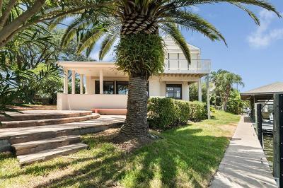Galveston Single Family Home For Sale: 22 Lebrun Court
