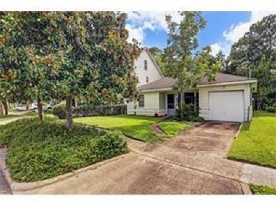 West University Place Single Family Home For Sale: 5728 Community Drive