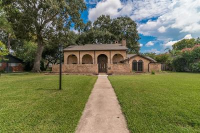 Single Family Home For Sale: 18603 Point Lookout Drive