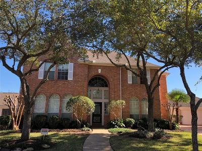 Sugar Land Single Family Home For Sale: 4615 Magnolia Lane