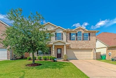 Manvel Single Family Home For Sale: 31 Huntington Bend Drive