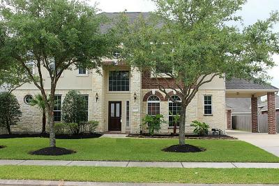 Pearland Single Family Home For Sale: 12204 Willow Brook
