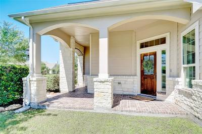 Cinco Ranch Single Family Home For Sale: 26402 Red Cliff Ridge