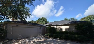 Houston Single Family Home For Sale: 4719 Hidden Springs Drive