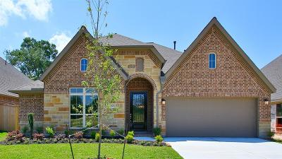 New Caney Single Family Home For Sale: 23524 Kenworth Drive