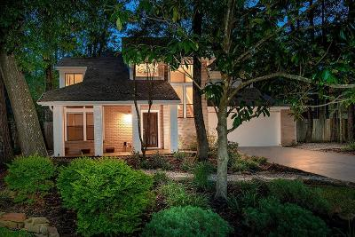 The Woodlands Single Family Home For Sale: 50 Sky Terrace Place