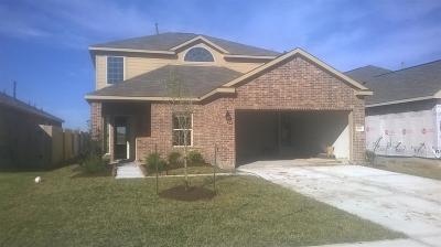 Texas City Single Family Home For Sale: 3513 Hollow Mist Drive