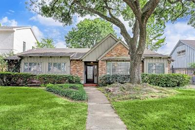 Houston Single Family Home For Sale: 12623 Pinerock Lane