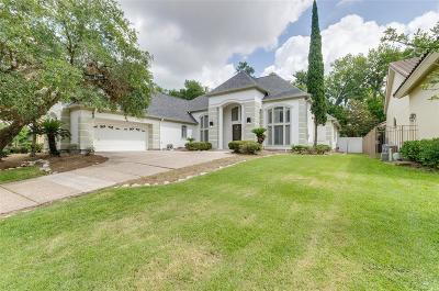 Houston Single Family Home For Sale: 723 Marywood Chase