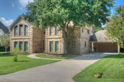 Humble Single Family Home For Sale: 7810 Magnolia Cove Court