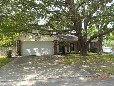 Pearland Single Family Home For Sale: 4802 Cloverfield Drive