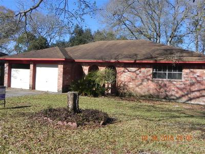 Dickenson, Dickinson Single Family Home For Sale: 4711 29th Street