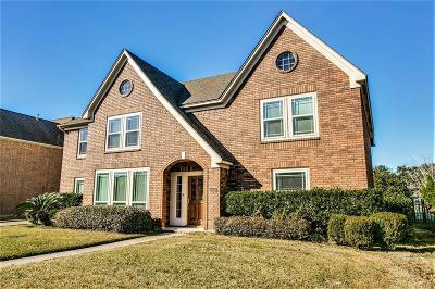 League City Single Family Home For Sale: 4122 Pebble Beach Drive