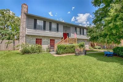Friendswood Single Family Home For Sale: 448 Gleneagles
