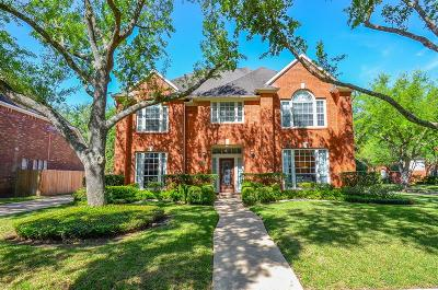 Sugar Land Single Family Home For Sale: 2722 Oakland Drive