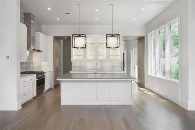 Houston Single Family Home For Sale: 1529 Vermont Street