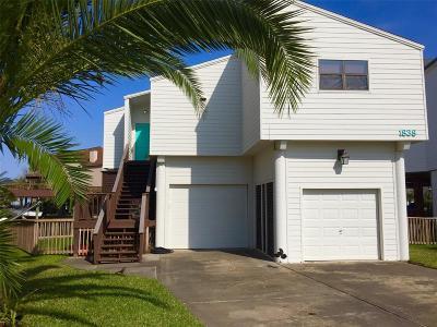 Single Family Home For Sale: 1838 Tiki Drive