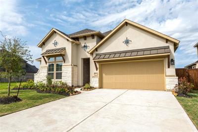 Katy Single Family Home For Sale: 1619 Quail Ridge