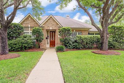 Houston Single Family Home For Sale: 1327 Tracewood Glen