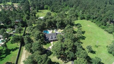 Magnolia Single Family Home For Sale: 14203 14203 Decker Drive