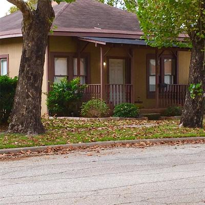 Rosenberg Single Family Home For Sale: 1008 5th Street