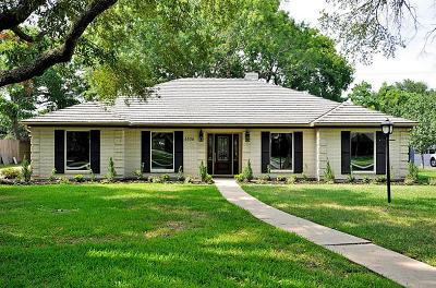 Katy Single Family Home For Sale: 6106 N Woods Lane