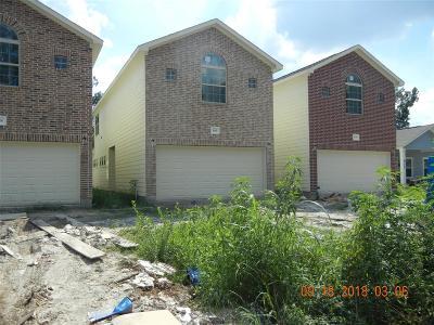 Houston Single Family Home For Sale: 616 E 39th