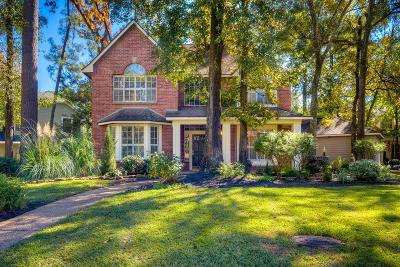 The Woodlands Single Family Home For Sale: 11 Lucky Leaf Court