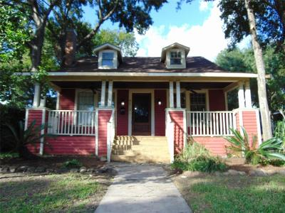 Houston Single Family Home For Sale: 4513 Rusk Street