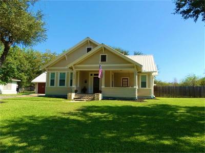 Hallettsville Single Family Home For Sale: 403 S Main
