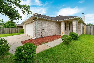Alvin Single Family Home For Sale: 5226 McGrath Drive