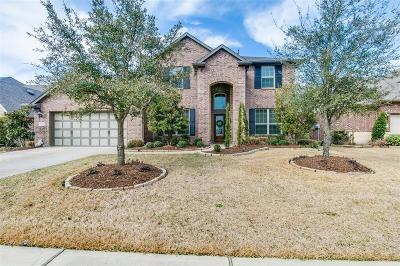 Tomball Single Family Home For Sale: 12818 Dylan Hills Lane
