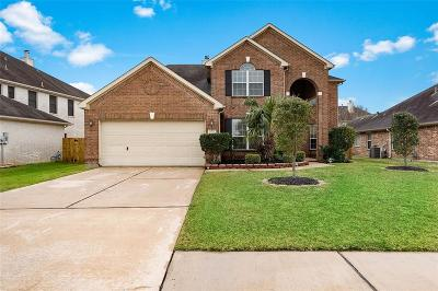 Pearland Single Family Home For Sale: 11306 Misty Morning Street