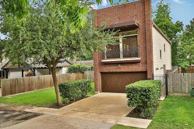 Heights Single Family Home For Sale: 832 E 25th Street