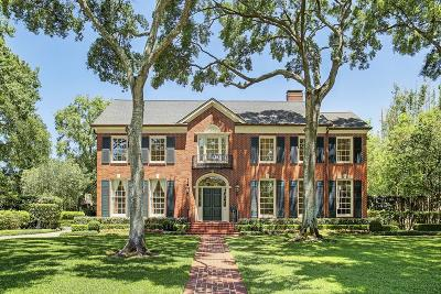 Houston Single Family Home For Sale: 3642 Inverness
