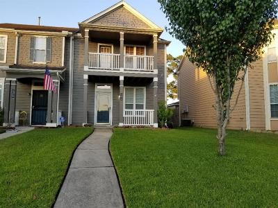 Spring TX Condo/Townhouse For Sale: $124,900