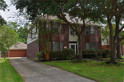 Houston Single Family Home For Sale: 12819 Cambridge Eagle Drive