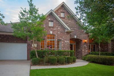 Conroe Single Family Home For Sale: 2113 Cresent Mill Lane