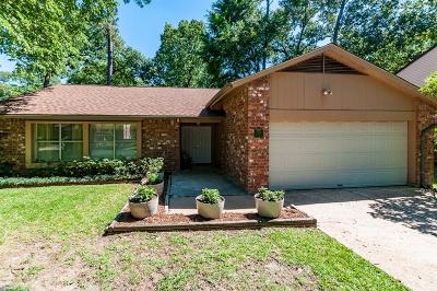 Houston Single Family Home For Sale: 3306 Big Spruce Drive