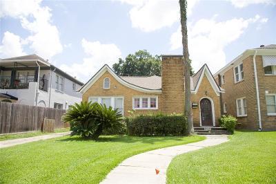 Houston Multi Family Home For Sale: 1753 W Alabama Street #4