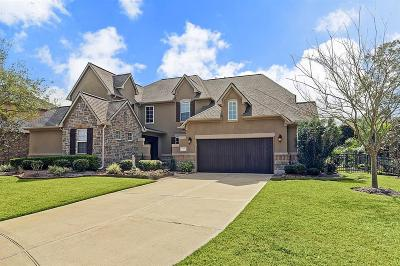 Tomball Single Family Home For Sale: 12319 Beckendorf Bend Lane