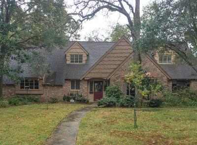 Houston Single Family Home For Sale: 13927 Taylorcrest Road