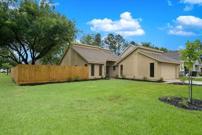 Montgomery Single Family Home For Sale: 12338 Brightwood Drive