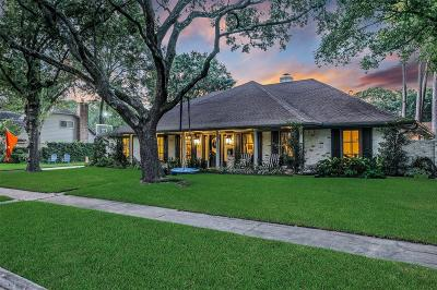 Houston Single Family Home For Sale: 1030 Martin Street