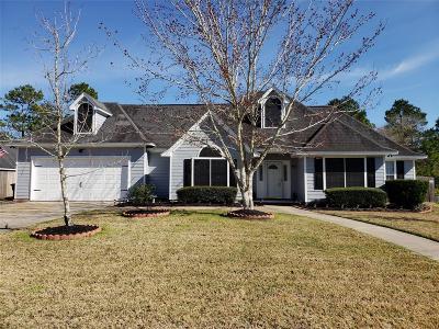 Alvin Single Family Home For Sale: 14 Finetta Lane