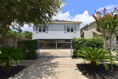 Houston TX Single Family Home For Sale: $299,000
