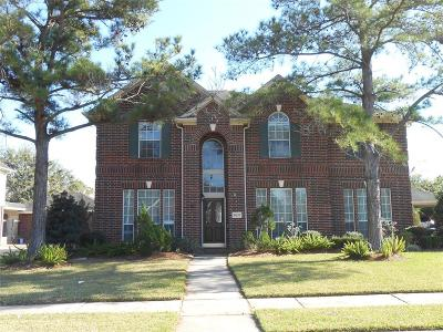 Pearland Single Family Home For Sale: 3607 Pine Chase Drive