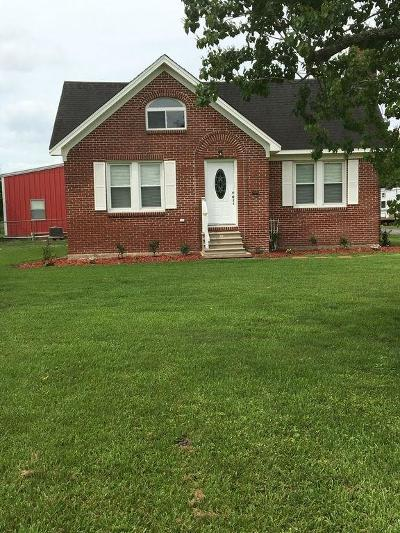 Manvel Single Family Home For Sale: 7910 Scott Avenue